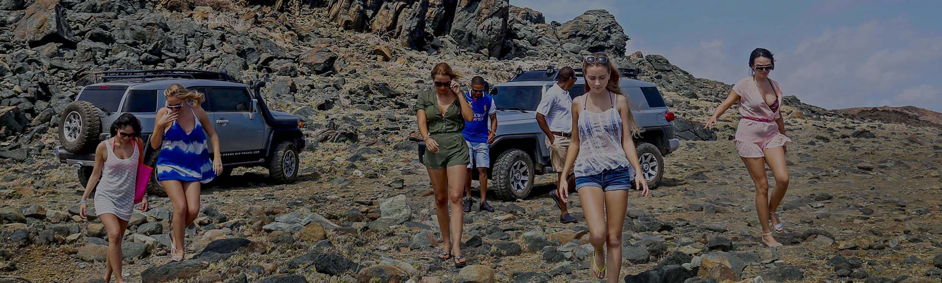 Aruba Private Jeep Tour - Six Hour